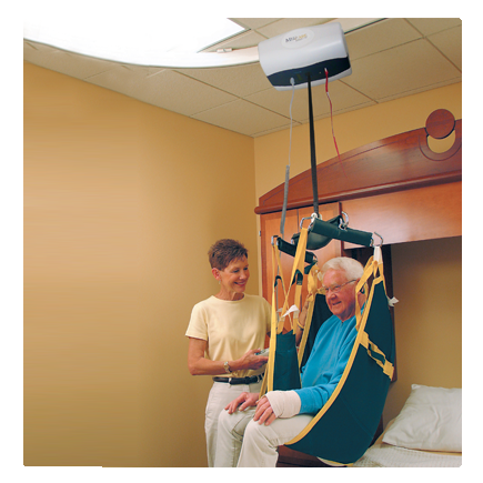 Ceiling Lifts - Ceiling Lifts Patient Lifts Medcare Products