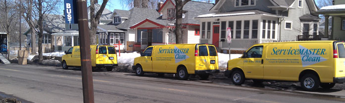 Northwest ServiceMaster in St. Paul provides cleaning services in the twin cities area