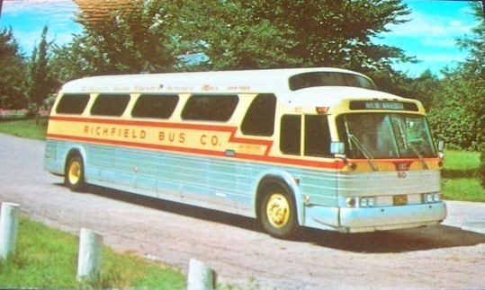 Richfield Bus Company, Bloomington, MN
