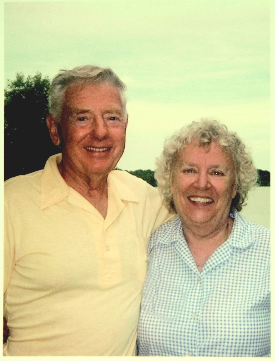George and Marilyn Holter, founders of Richfield Bus Company, Bloomington MN