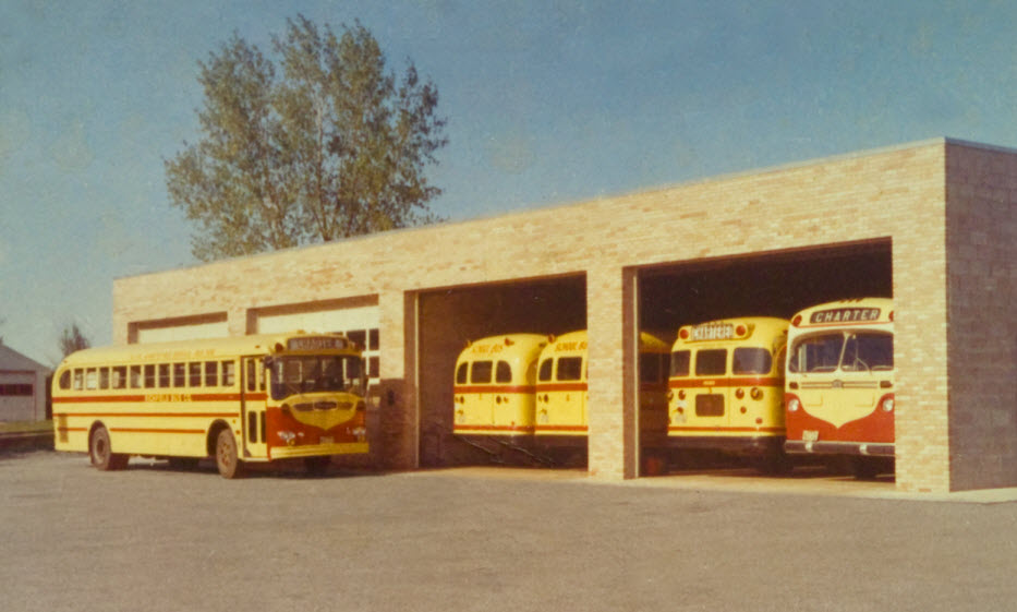 Richfield Bus Company, Bloomington MN