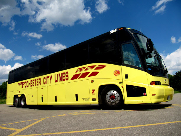 Rochester City Lines, bussing Company Rochester, MN