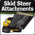skid steer attachments southeast minnesota