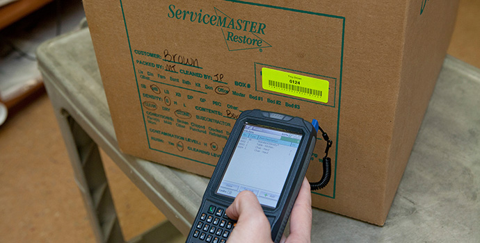 ServiceMaster Commercial Packout and Storage Services in Chicago, ServiceMaster DSI