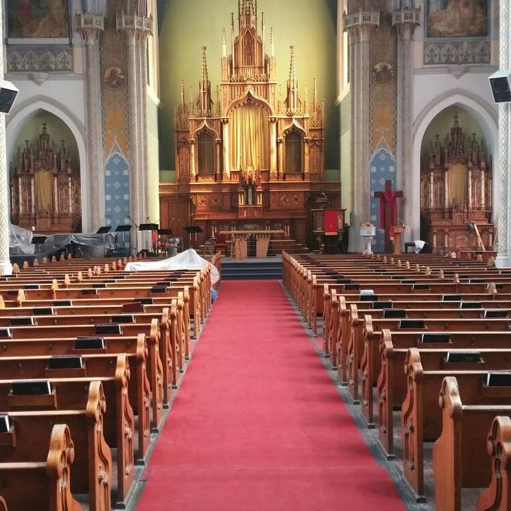 ServiceMaster Chicago, church cleaning, post construction cleanup