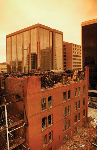 ServiceMaster Chicago High-Rise Building Damage Restoration Services