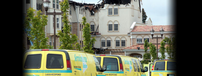 ServiceMaster Chicago Multi-Family Dwellings Damage Restoration Services