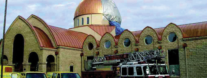 ServiceMaster Chicago Place of Worship Damage Restoration Services