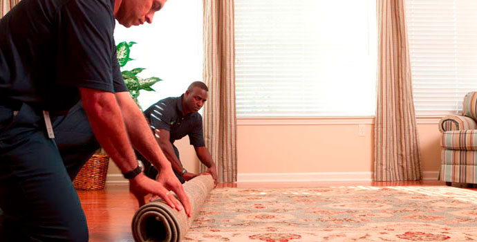 ServiceMaster Chicago residential carpet cleaning services
