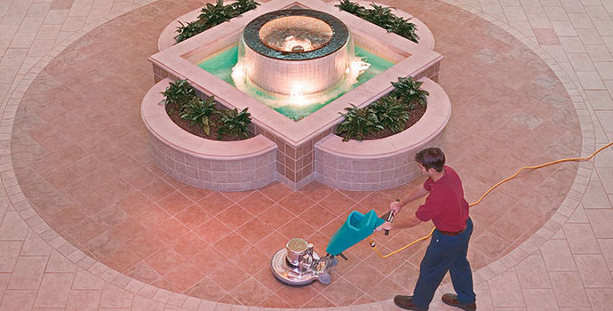ServiceMaster Chicago commercial floor cleaning services, floor maintenance
