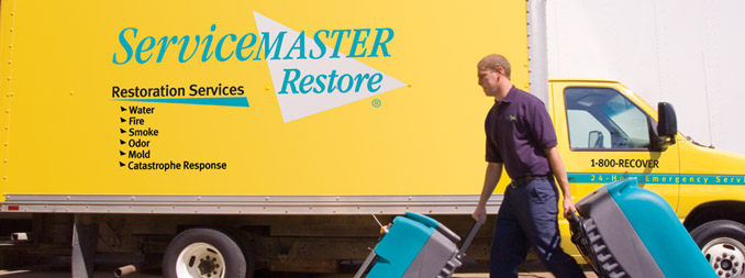 Ashland Wisconsin ServiceMaster restoration services in Wisconsin and Michigan