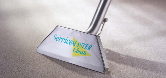 ServiceMaster floor cleaning
