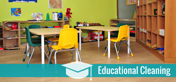 Menomonie WI school cleaning and educational facility cleaning, ServiceMaster