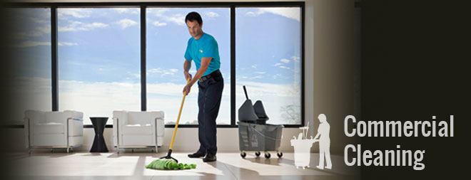 Commercial cleaning services, Yankton, SD