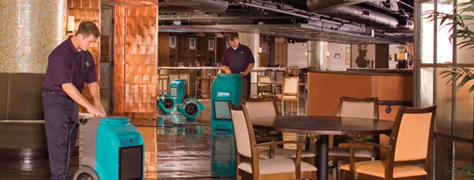 flood damage restoration Rhinelander WI