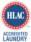 HLAC accredited laundry