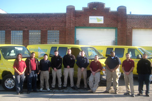 servicemaster Chicago, IL cleaning and restoration services